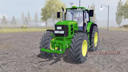 John Deere 7530 Premium front loader for Farming Simulator 2013
