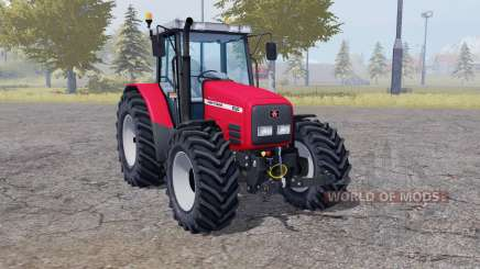 Massey Ferguson 6290 animation doors for Farming Simulator 2013