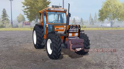 Fiatagri 90-90 DT front loader for Farming Simulator 2013