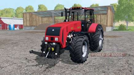 Belarus 3522 for Farming Simulator 2015