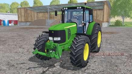 John Deere 6520 Premium animation parts for Farming Simulator 2015