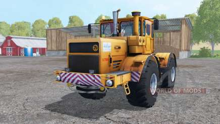 Kirovets K-700A animation parts for Farming Simulator 2015