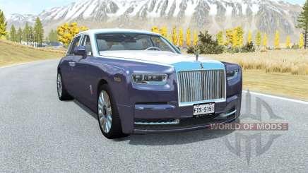 Rolls-Royce Phantom 2017 for BeamNG Drive