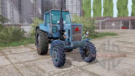 MTZ 82 Belarus animation parts for Farming Simulator 2017