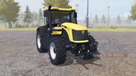 JCB Fastrac 8250 yellow for Farming Simulator 2013