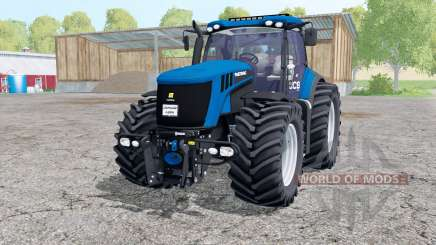 JCB Fastrac 8310 with weight for Farming Simulator 2015