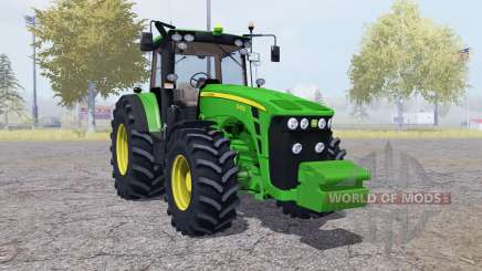 John Deere 8430 front weight for Farming Simulator 2013