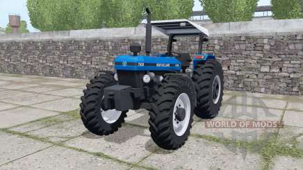 New Holland 7630 S100 for Farming Simulator 2017