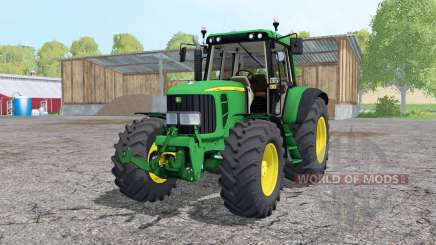 John Deere 6620 Premium 2001 for Farming Simulator 2015