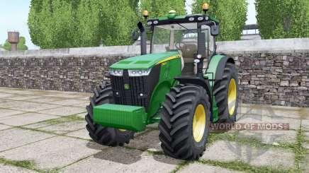 John Deere 7260R Europe Version for Farming Simulator 2017