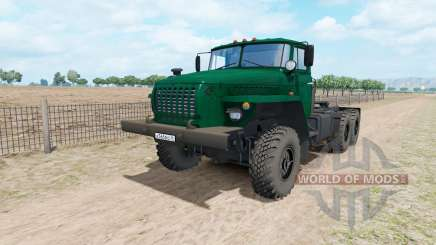 Ural 44202-10 for American Truck Simulator