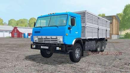 KamAZ 53212 with trailer for Farming Simulator 2015