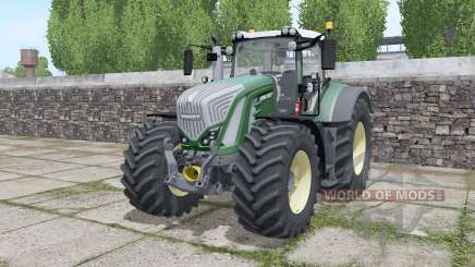 Fendt 927 Vario S4 more configurations for Farming Simulator 2017