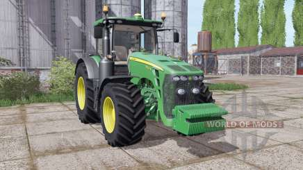 John Deere 8345R front weight for Farming Simulator 2017