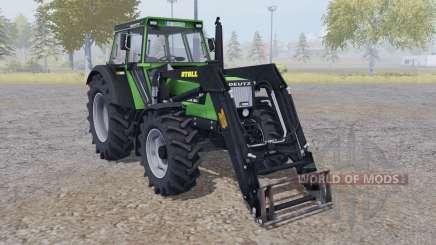 Deutz DX 90 front loader for Farming Simulator 2013