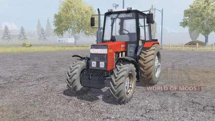 Belarus MTZ 892.2 animation parts for Farming Simulator 2013