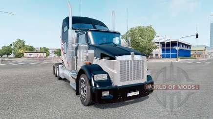 Kenworth T800 v1.1 for Euro Truck Simulator 2