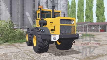 Kirovets K-700A yellow for Farming Simulator 2017