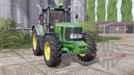 John Deere 6530 Premium front weight for Farming Simulator 2017
