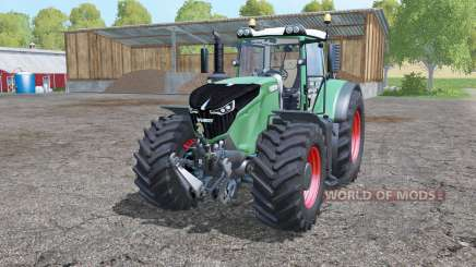Fendt 1050 Vario twin wheels for Farming Simulator 2015