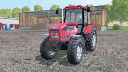 Belarus 1025.3 animation parts for Farming Simulator 2015