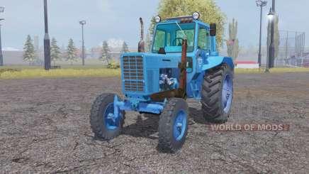 MTZ 80 Belarus PKU-0.8 for Farming Simulator 2013