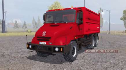 Tatra T163 Jamal 1999 v1.1 for Farming Simulator 2013
