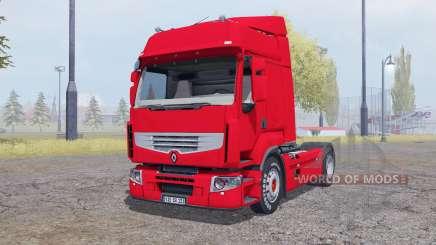 Renault Premium for Farming Simulator 2013