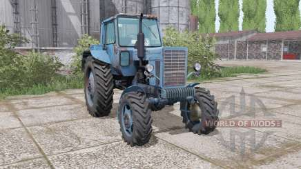 MTZ 82 Belarus Navy blue for Farming Simulator 2017