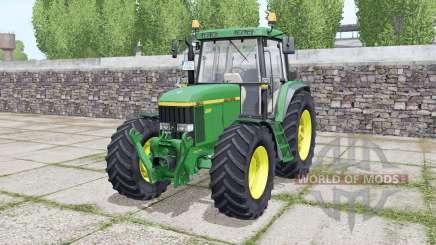 John Deere 6910 animation parts for Farming Simulator 2017