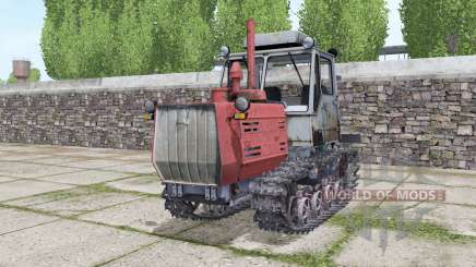 T-150-09 red for Farming Simulator 2017