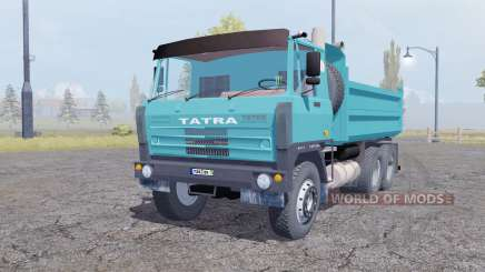 Tatra T815 S3 animation parts for Farming Simulator 2013