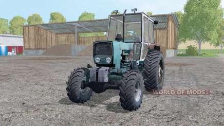 YUMZ 6КЛ animation parts for Farming Simulator 2015
