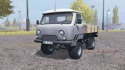 UAZ 33036 trailer for Farming Simulator 2013