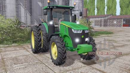 John Deere 7210R configure for Farming Simulator 2017