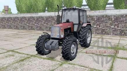 MTZ-1221 Belarus 2004 for Farming Simulator 2017