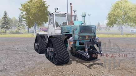 T-150K with track modules for Farming Simulator 2013