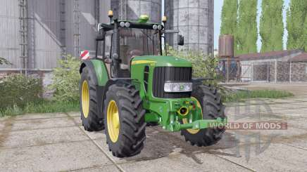 John Deere 6630 Premium animation parts for Farming Simulator 2017
