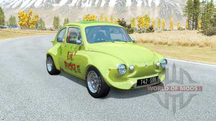 Autobello Piccolina Lil Pickle skin for BeamNG Drive