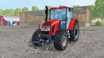 Zetor Forterra 140 HSX loader mounting for Farming Simulator 2015