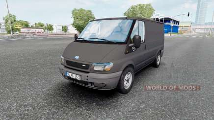 Ford Transit Van for Euro Truck Simulator 2