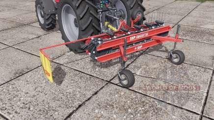 SIP Favorit 220 red for Farming Simulator 2017