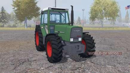 Fendt Farmer 309 LSA Turbоmatik for Farming Simulator 2013