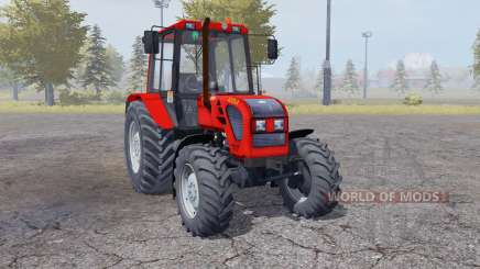 Belarus 1025.4 animation parts for Farming Simulator 2013