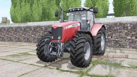 Massey Ferguson 7495 Dyna-VT for Farming Simulator 2017