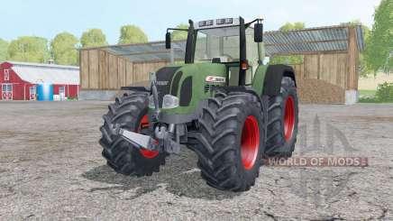 Fendt Favorit 926 Vario interactive control for Farming Simulator 2015