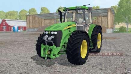 John Deere 7920 wheels weights for Farming Simulator 2015