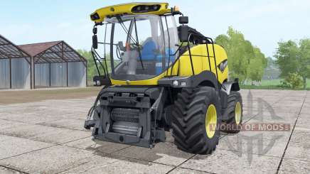 New Holland FR850 design selection for Farming Simulator 2017
