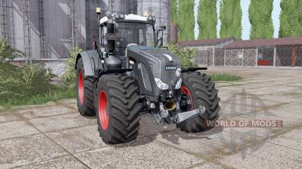 Fendt 924 Vario Black Beauty for Farming Simulator 2017