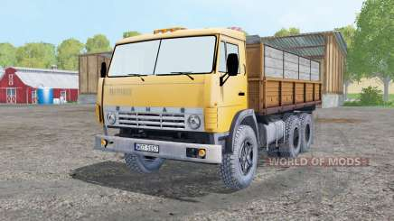 KamAZ 55102 1980 for Farming Simulator 2015